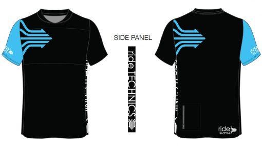 rideTECHNICS Custom Short Sleeve Enduro Jersey